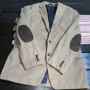 Men's chaps blazer size 44